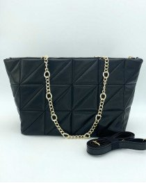 Женская сумка «Саманта» черная