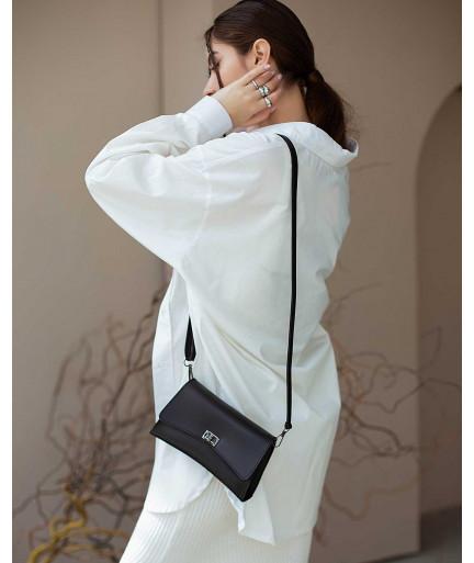 Женская сумка «Пэт» черная