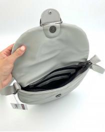 Женская сумка оптом «Джасти» серого цвета