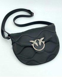 Женская сумка «Джасти» черная