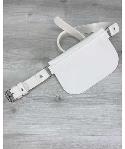 Женская сумка Kim белая