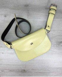 Женская сумка Kim желтая