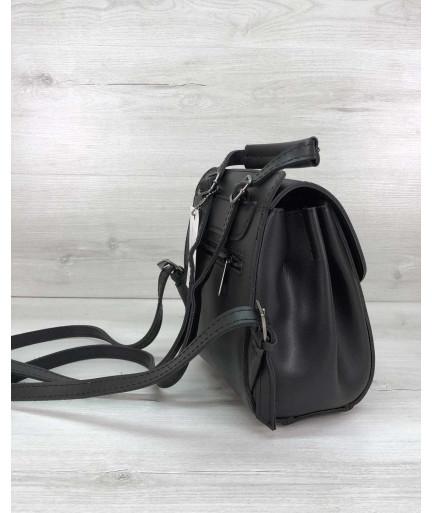 Городской рюкзак женский «Chris» черный