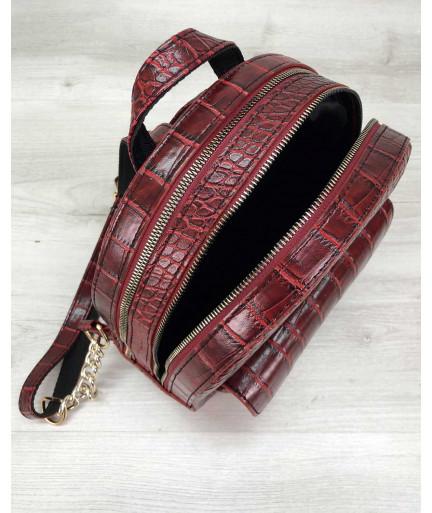 Рюкзак женский «Britney» красный