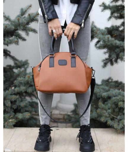 Тканевая сумка Elis рыжая