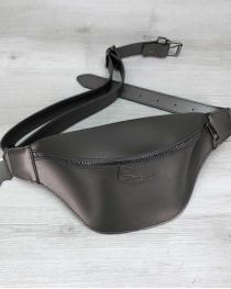 Женская сумочка Tery серебро