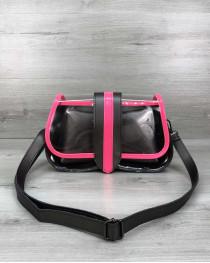 2в1 Женская сумка Miranda металик