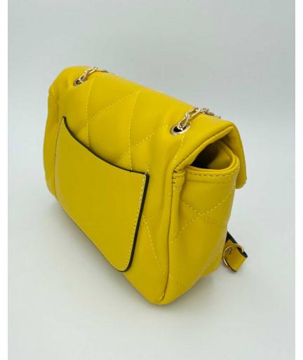 Женская сумка TR102-2 желтая