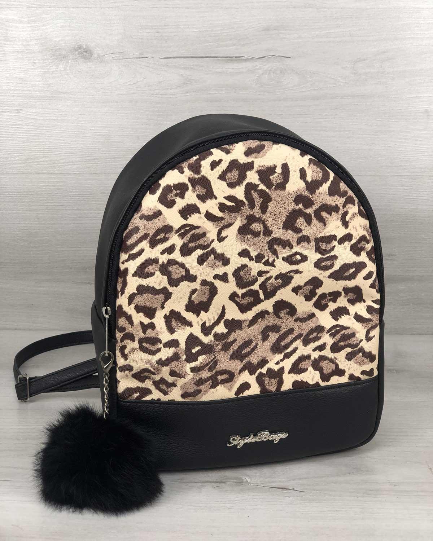 Рюкзак Мэри леопард