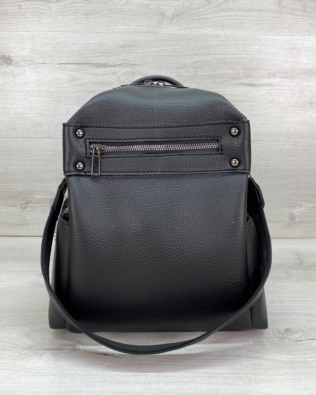 Рюкзак женский «Dacio» черный