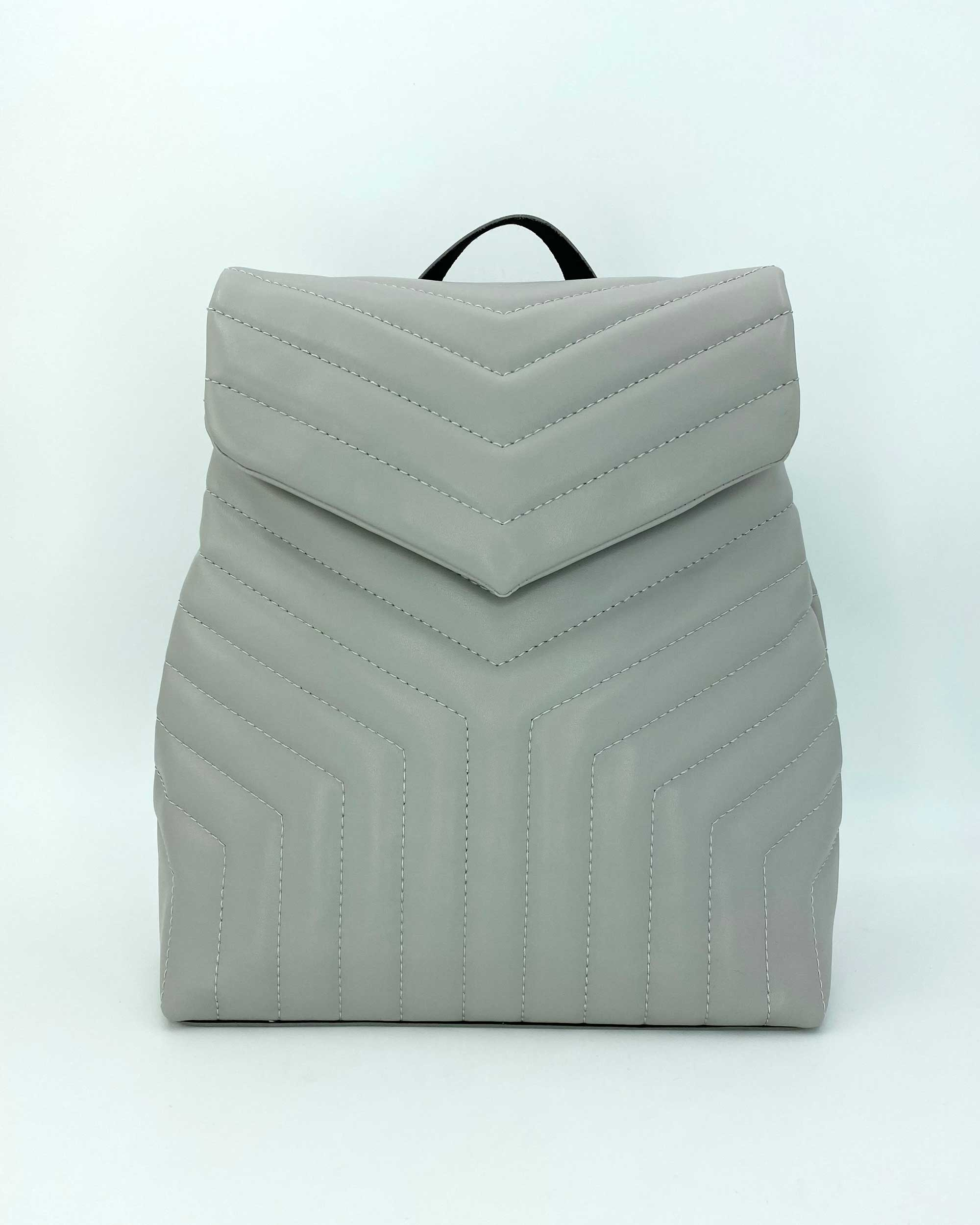 Сумка-рюкзак «Луки» серый