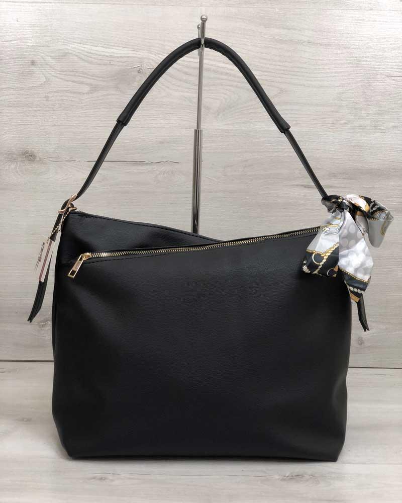 Женская сумка Нея черного цвета