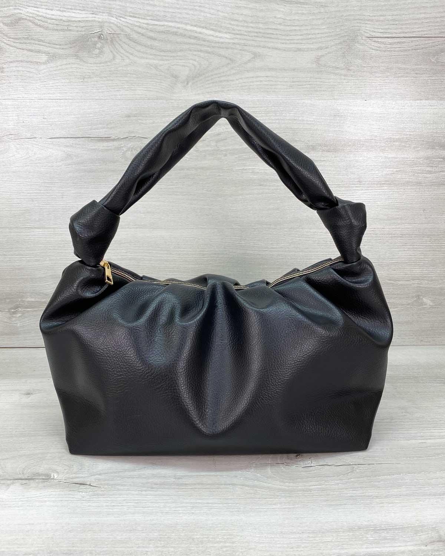 Женская сумка «Самира» черная