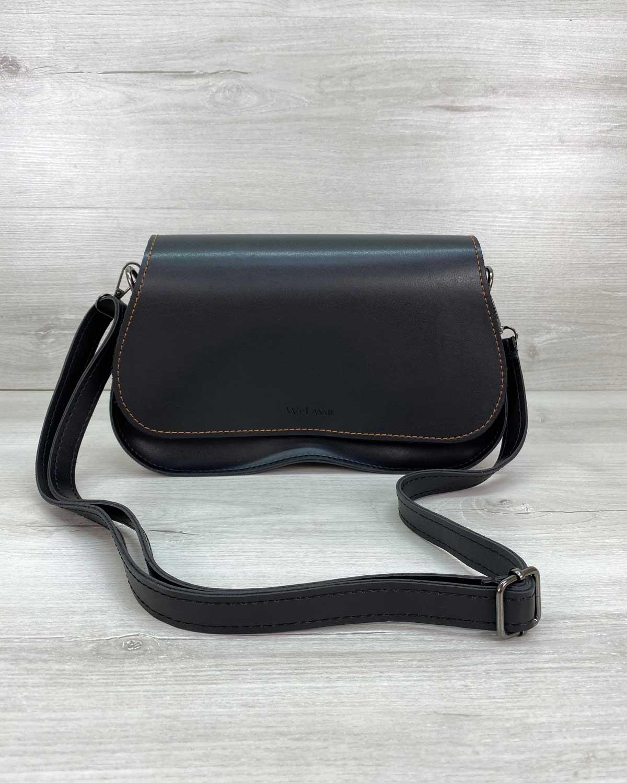 Женская сумка «Miranda» черная