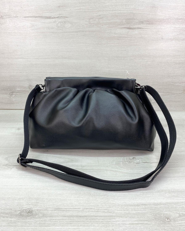 Женская сумка «Vivian» черная