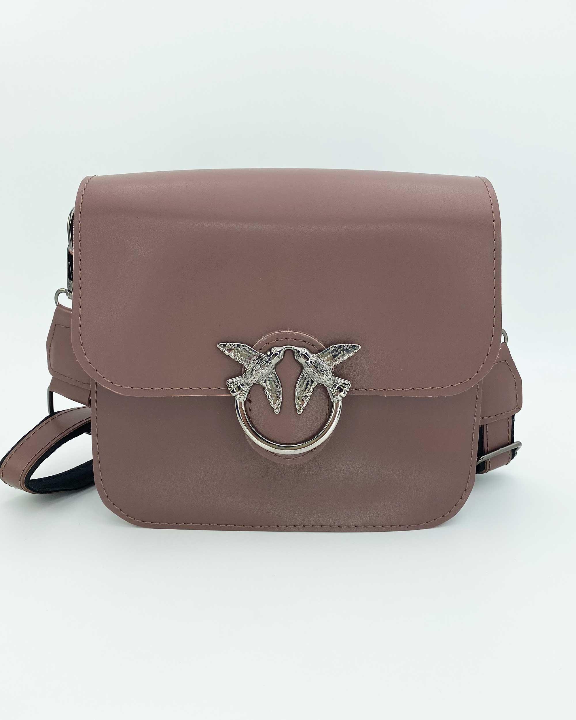 Женская сумка «Айда» лиловая