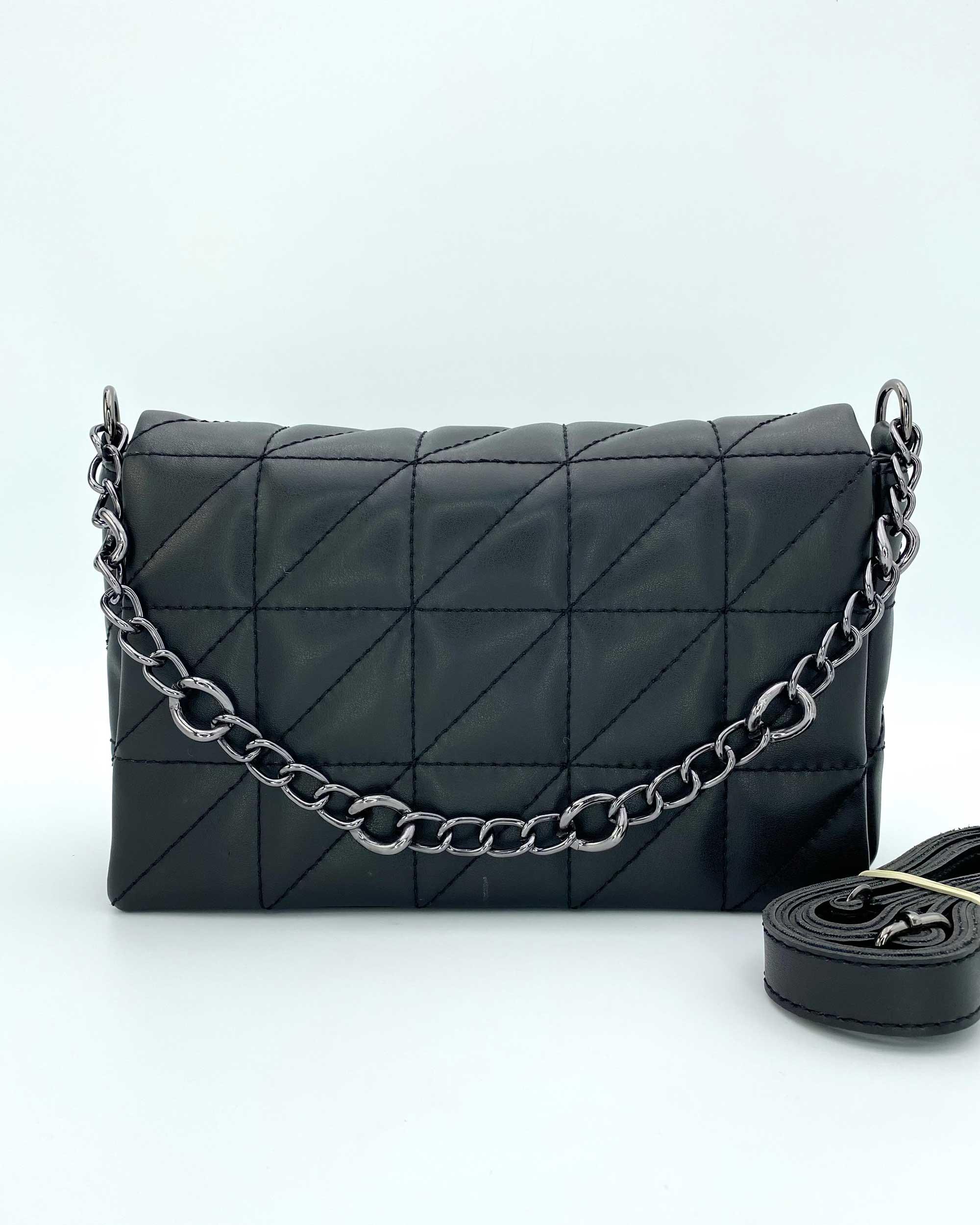 Женская сумка «Донна» черная