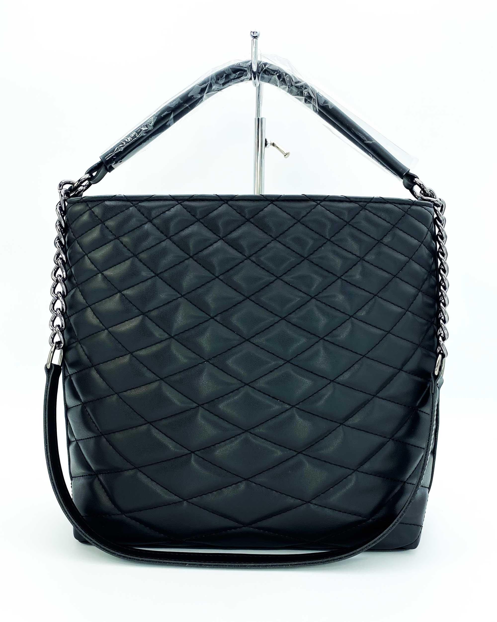 Женская сумка «Эрмин» черная