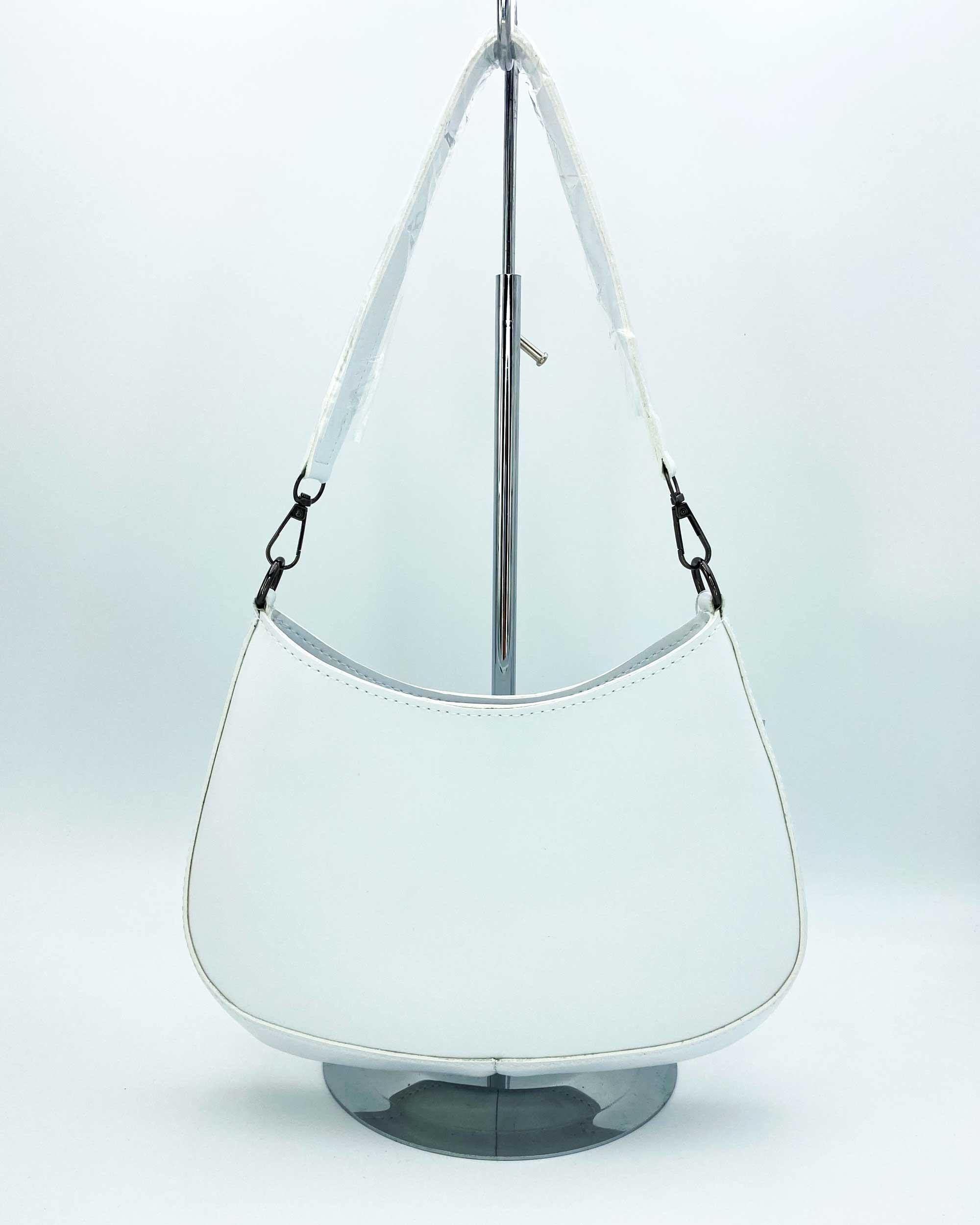 Женская сумка «Флэр» белая