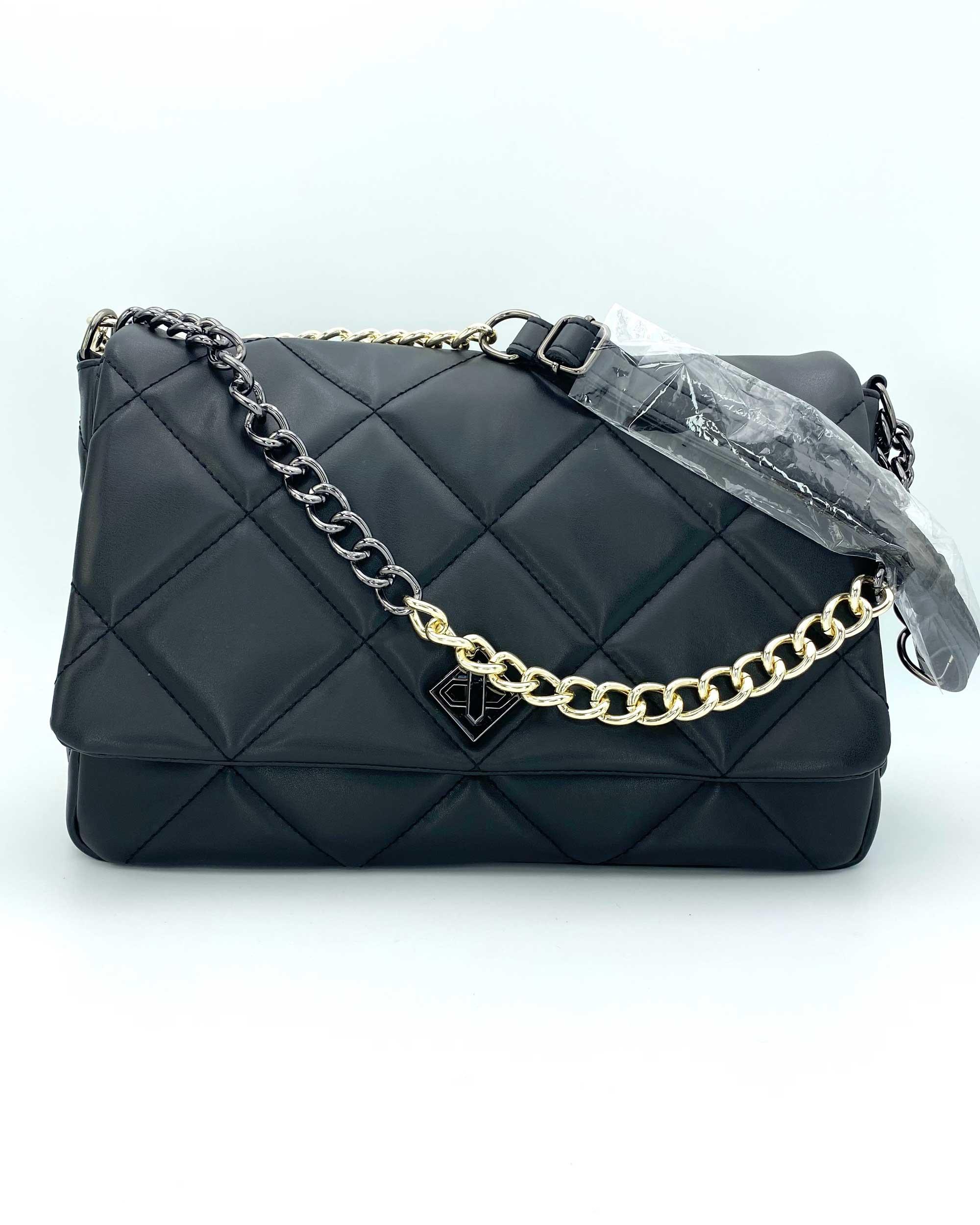 Женская сумка «Дженис» черная