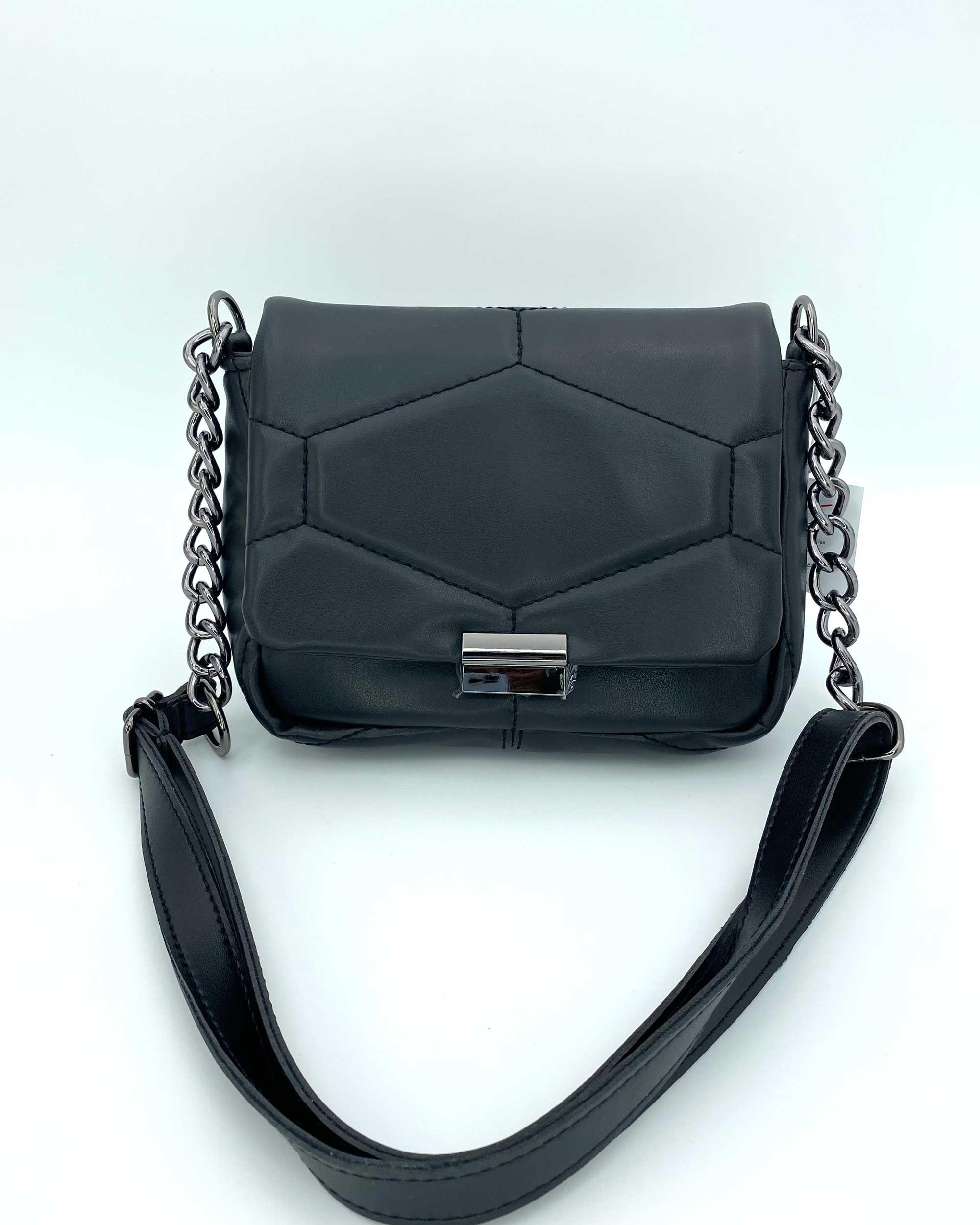 Женская сумка «Санди» черная
