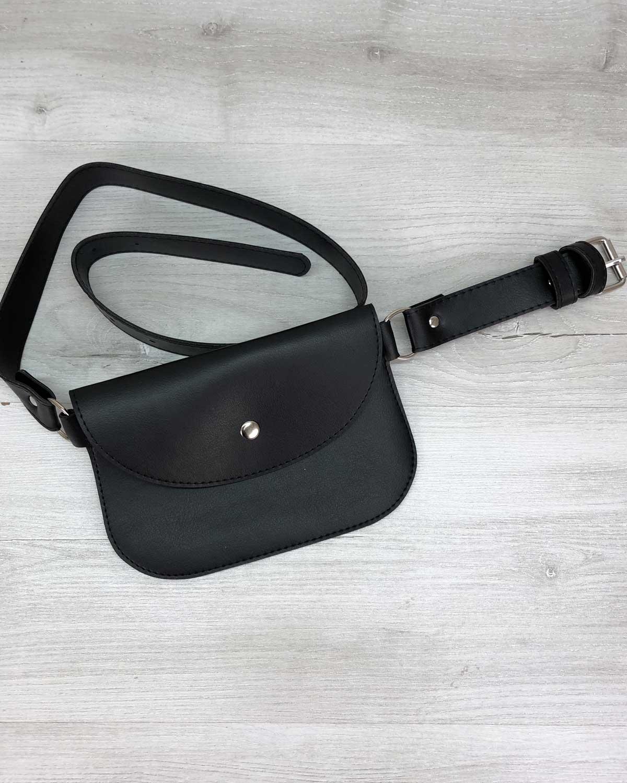 Женская сумка Kim черная