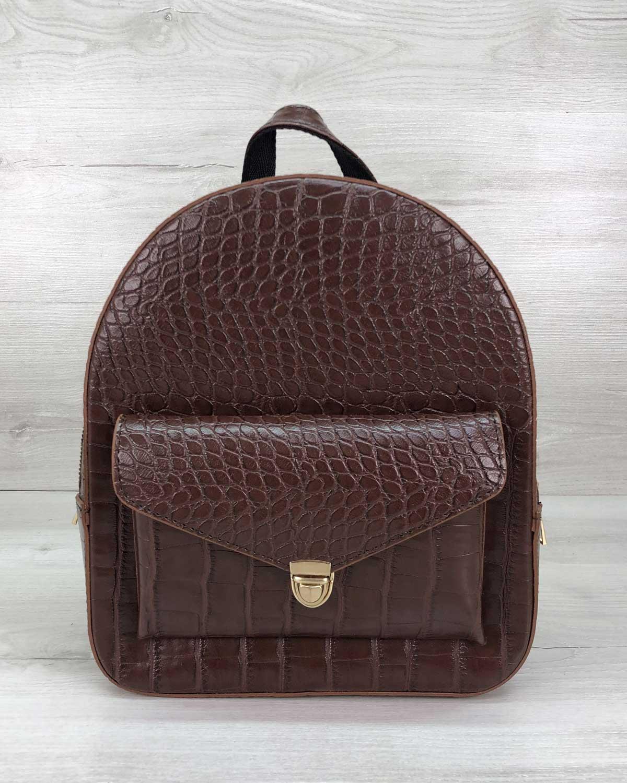 Рюкзак Britney шоколадный