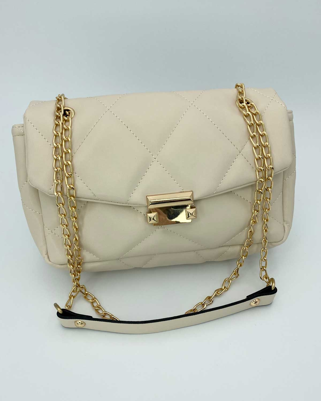 Женская сумка TR102-3 бежевая